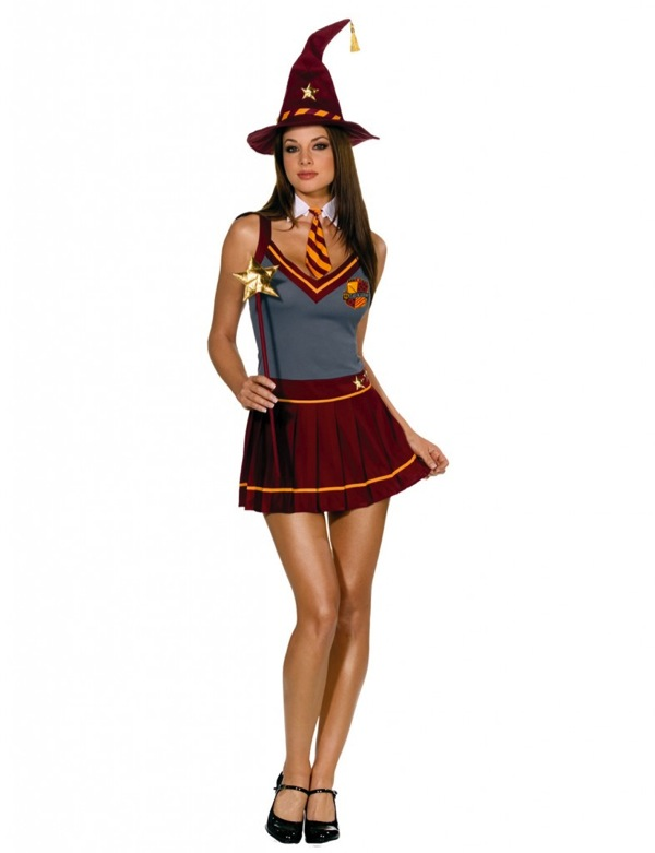 Cora Skinner Harry Potter Haloween Costume