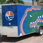 Florida Tailgating Trailer