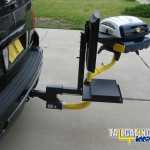 Duel Tow Hitch Receiver
