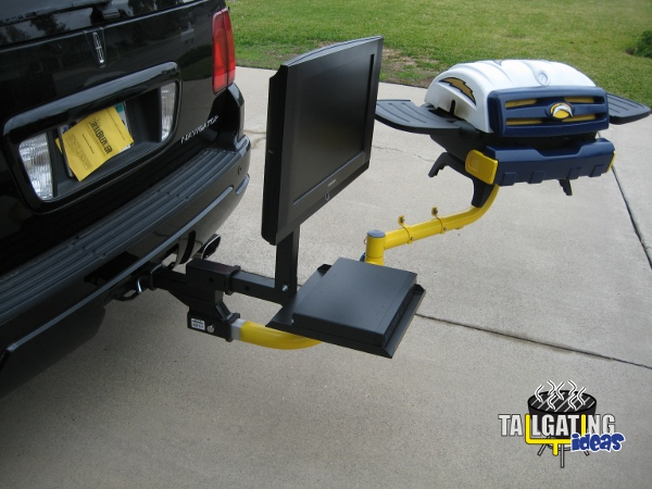 Dual Tow Hitch Receiver | Tailgating Ideas