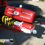 Maryland Tailgating Grill