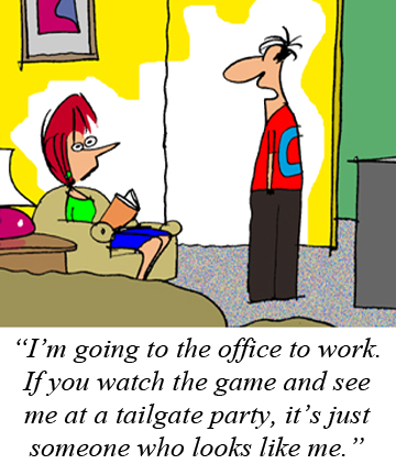 Office Liar Tailgater