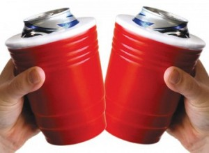 Red Solo Cup Koozies