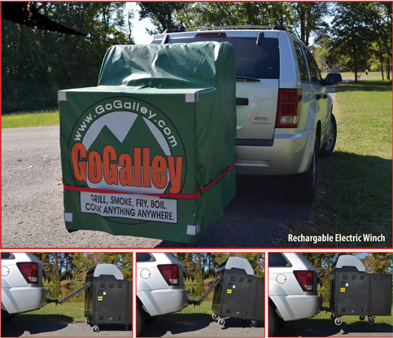 Margaritaville Tailgating Grill Cover