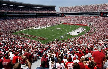 Alabama Spring game