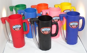 Shotgun Mugs assorted colors