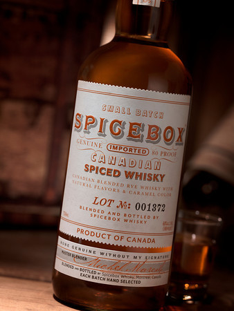 SpiceBox Whisky