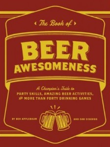 The Book of Beer Awesomeness Cover