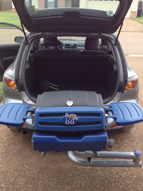 memphis tailgating grill