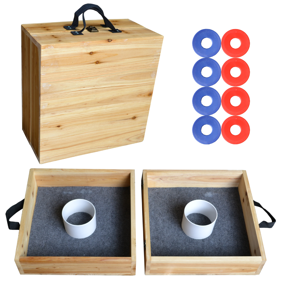 Gopong washer toss review tailgating ideas gopong washer toss complete set solutioingenieria Gallery