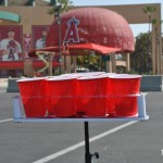 Pong Islands Angel Stadium