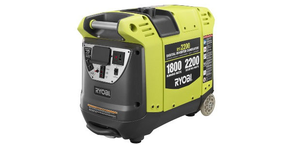 Ryobi RYI2200 Generator