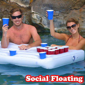 Party Barge Social Floating