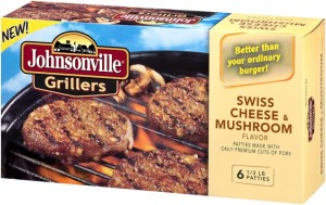 JOHNSONVILLE SAUSAGE, LLC SWISS AND MUSHROOM