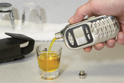Cell Phone Flask