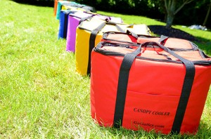 Canopy Cooler colors