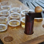 Mini Beer Pong Close-up