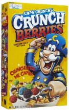 Cap'N Crunch Crunch Berries