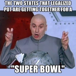 "Dr Evil ""Super Bowl"""