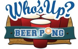 Who's up Logo