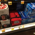 Case of beer in the Case Coolie