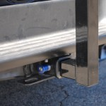 Tailgate TV Stand Hitch Pin