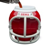 Alabama Crimson Tide FanMug used as a coffee mug