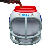 Buffalo Bills FanMug used as a coffee mug