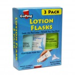 Lotion Flasks retail box