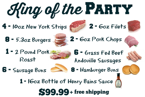 Feed the Party Package