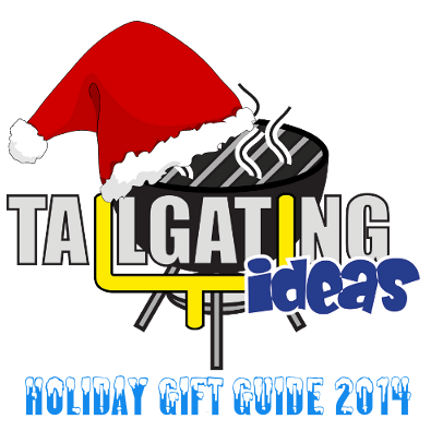 Holiday Gift Guide For tailgaters 2014