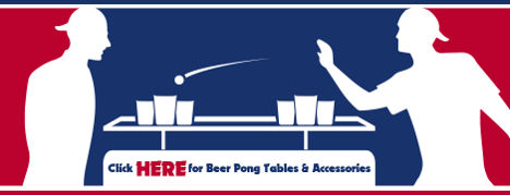 Beer Pong Ad