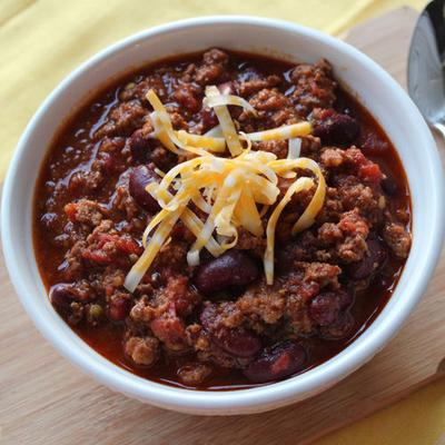 Chocholate Chili