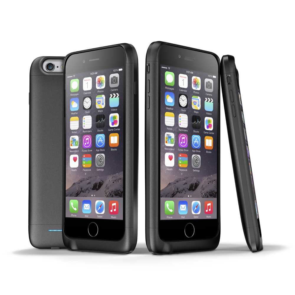 Mojo Refuel Invictus 6000 Battery Case for iPhone 6 Plus