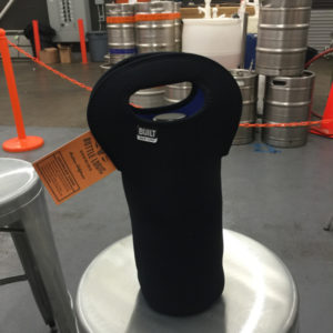 Growlers Tote at the brewery