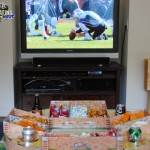 Great for football watch parties