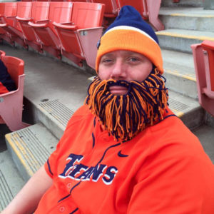 Beard Head CSUF Titan Game