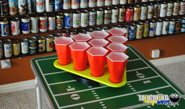 cup pong how to play