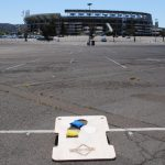 Bru-Bag at Qualcomm Stadium