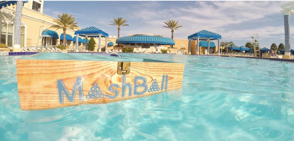 Mashball Floating