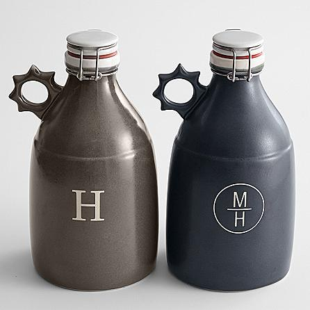 Portland growlers personalized