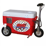 Red Cruzin' Cooler