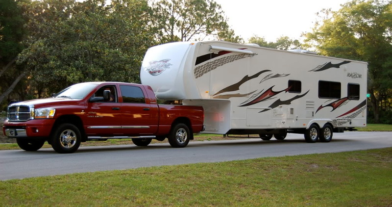 Ram 5th wheel