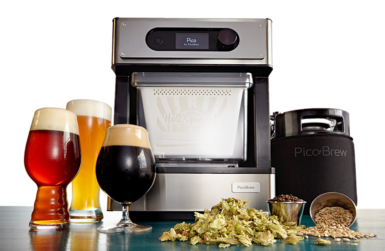 PicoBrew Craft Beer Appliance