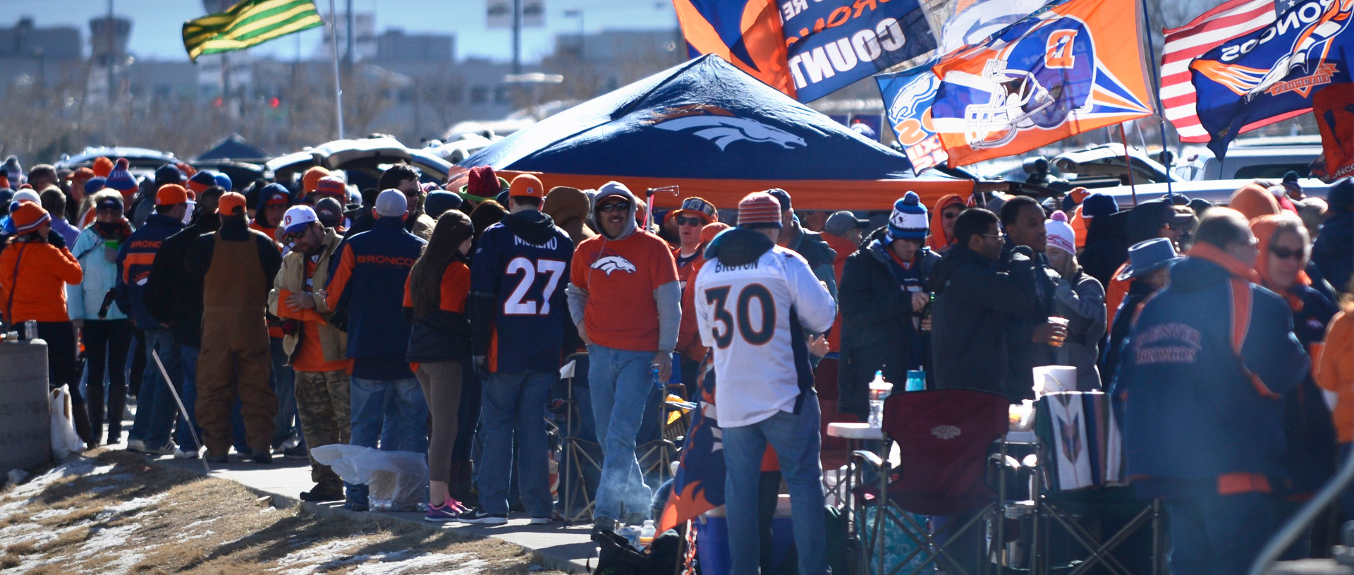 Official Tailgating Check List