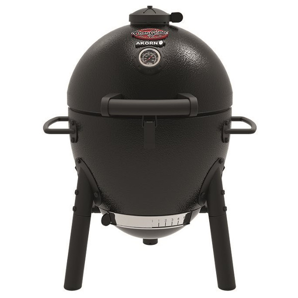 Char-Griller AKORN Jr kamado-style charcoal grill