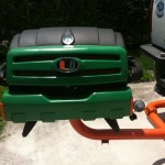 University of Miami custom tailgating grill