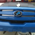 Detroit Lions Tailgating Grill