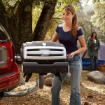Freedom Grill Tailgating Grill While Camping