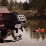 Freedom Grill Tailgating Grill Fishing